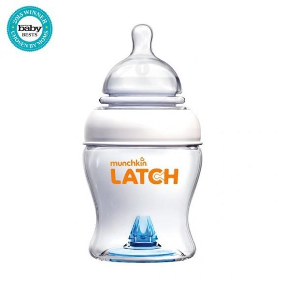 Munchkin Μπιμπερό Latch 120ml