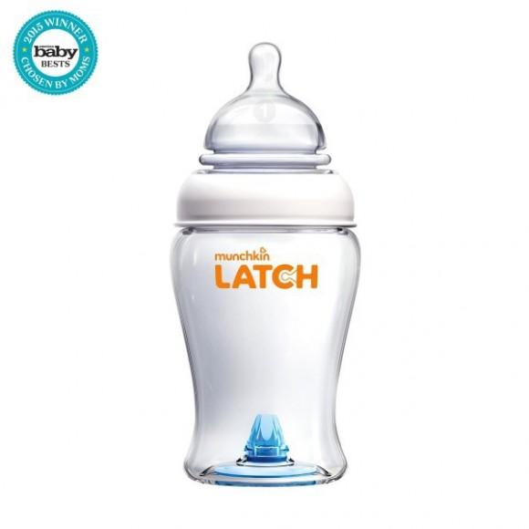 Munchkin Μπιμπερό Latch 240ml