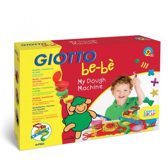 Giotto bebe Σετ Μηχανή για Πλαστοζυμαράκια