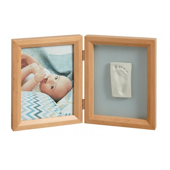 Baby Art Κορνίζα Αποτύπωμα Print Frame Honey My Baby Touch