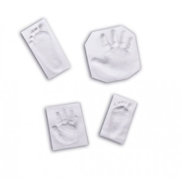 Baby Art Μαγνητάκια Αποτύπωμα Magnet Keepsake 4τμχ
