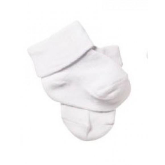 BabyOno Καλτσάκια Λευκά 0-6 μηνών