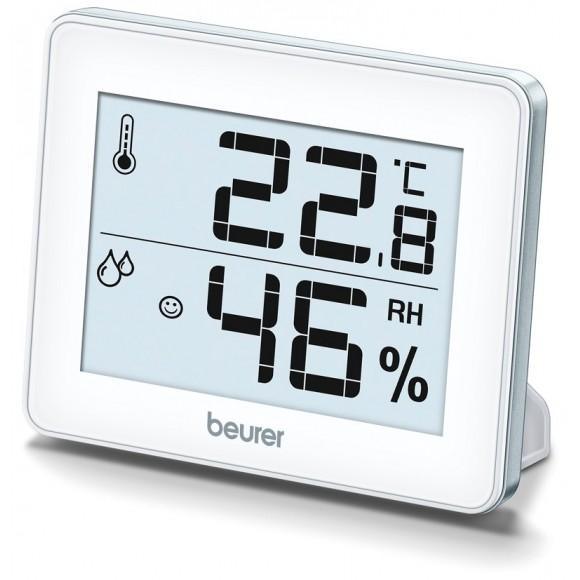 Beurer Θερμόμετρο Υγρόμετρο Δωματίου HM16