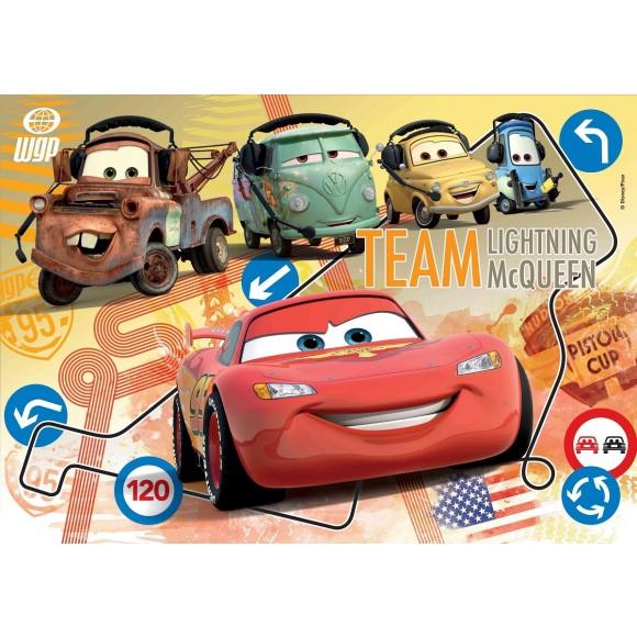 Clementoni Παζλ Cars 2 Disney 24τμχ 24412