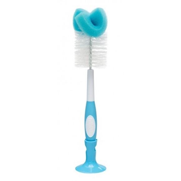 Dr. Brown's Βούρτσα Καθαρισμού Μπιμπερό Μπλε