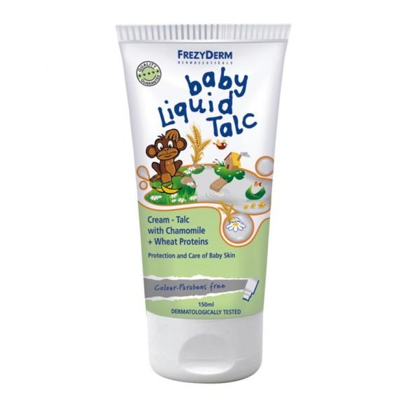 Frezyderm Baby Liquid Talc Κρέμα Ταλκ 150ml