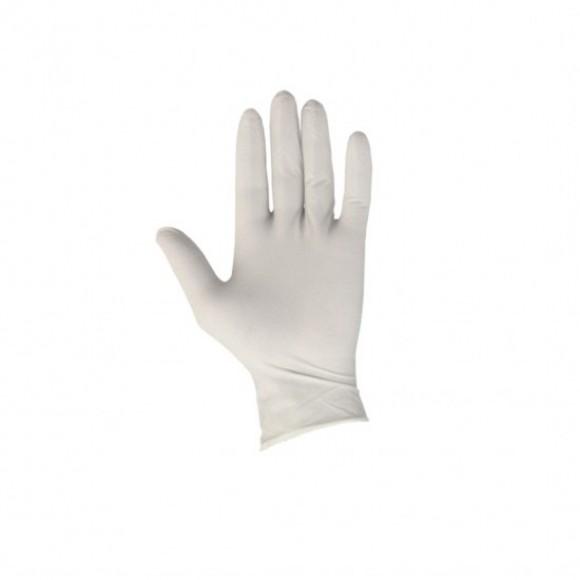Santex Γάντια Λάτεξ με Πούδρα Medium 100τμχ