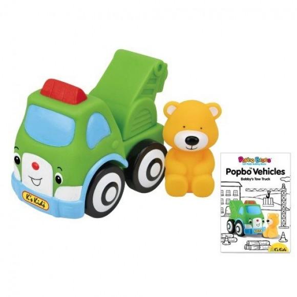 K's Kids Φορτηγό Bobby από Μαλακό Πλαστικό