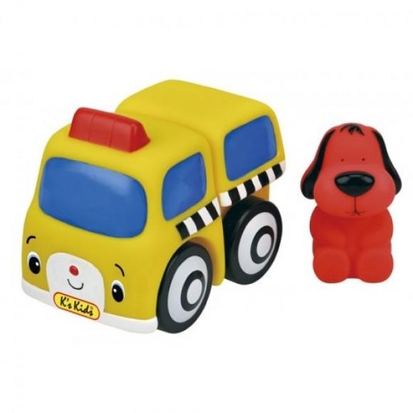 K's Kids Φορτηγό Σχολικό Patrick από Μαλακό Πλαστικό