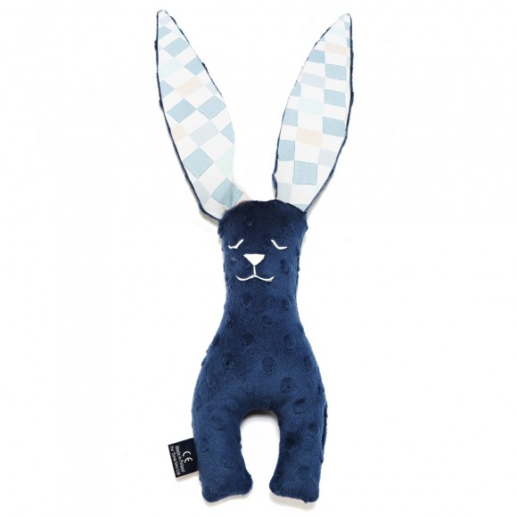La Millou Παιχνίδι Αγκαλιάς Small Bunny Navy