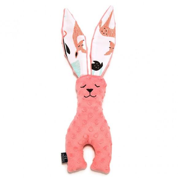 La Millou Παιχνίδι Αγκαλιάς Small Bunny White Bambi