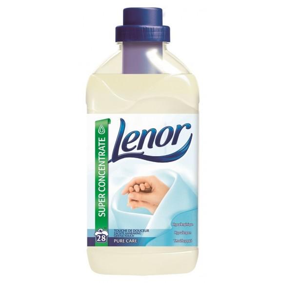 Lenor Μαλακτικό Ρούχων Gentle Touch 28μεζ