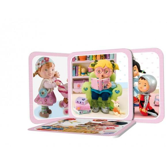 ΔΚΒ Μικρές Κυρίες No 1 - Παιχνίδι μνήμης με 32 Κάρτες