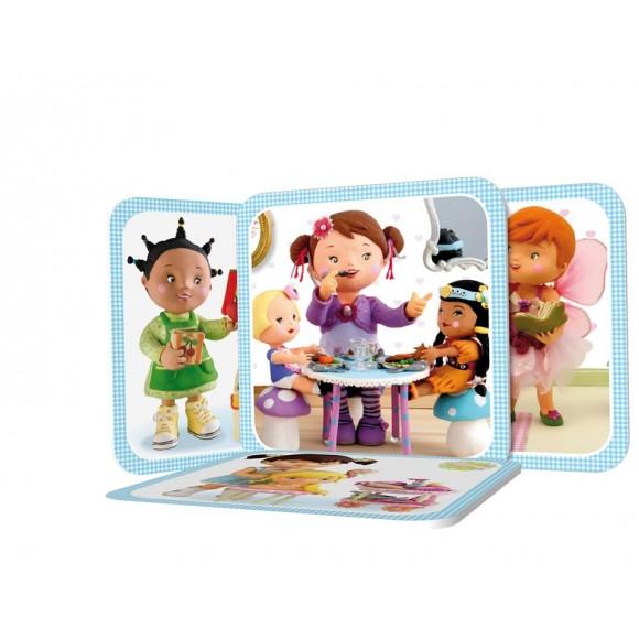 ΔΚΒ Μικρές Κυρίες No 2 - Παιχνίδι μνήμης με 32 Κάρτες