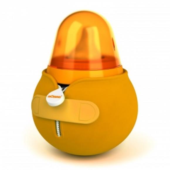 mOmma Θερμομονωτικό Κάλυμμα για Μπιμπερό Πορτοκαλί