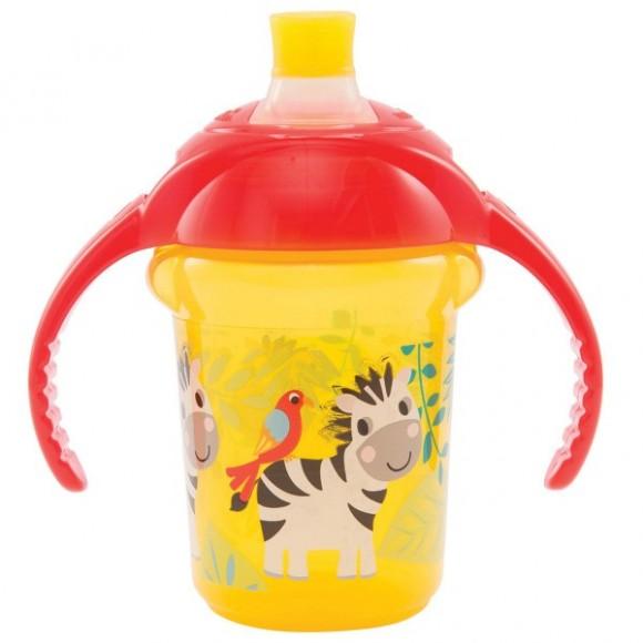 Munchkin Κύπελλο με Στόμιο Click Lock  207ml Κίτρινο