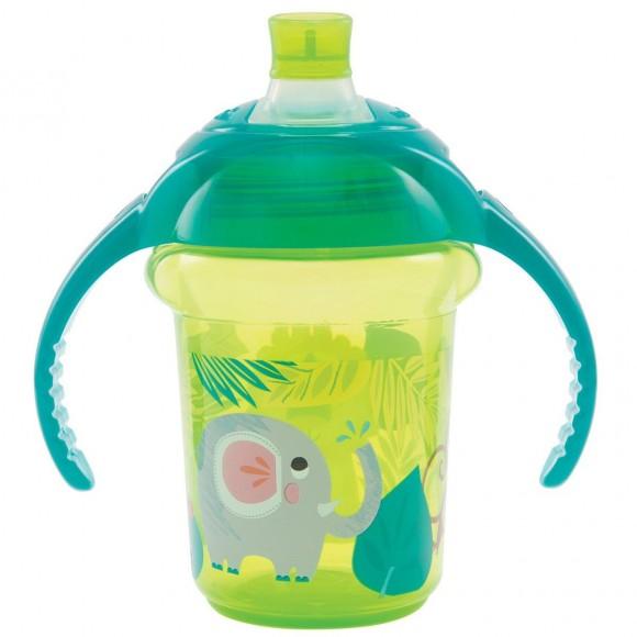 Munchkin Κύπελλο με Στόμιο Click Lock  207ml Πράσινο