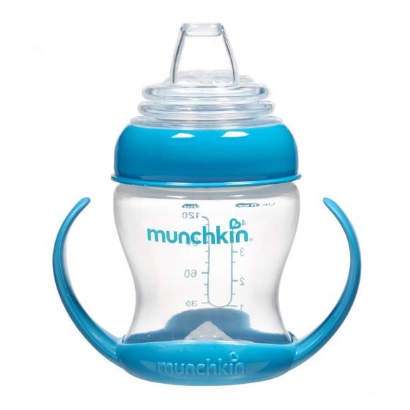 Munchkin Παιδικό Κύπελλο Ποτηράκι 120ml Μπλε
