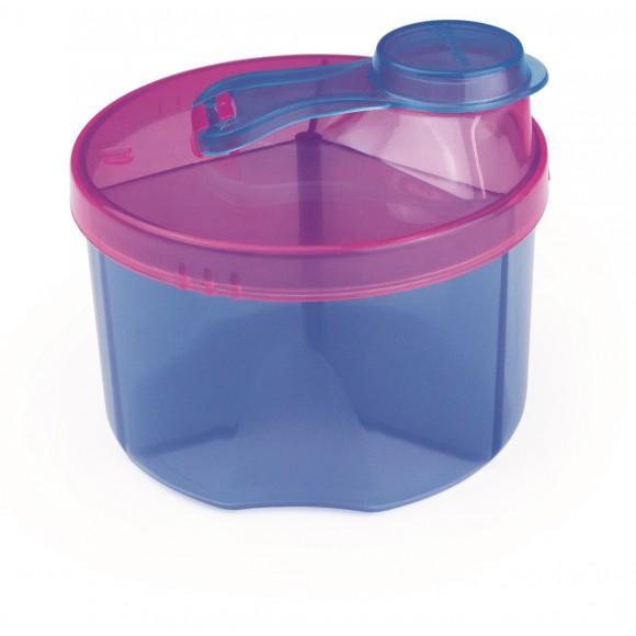 Munchkin Δοχείο για Γάλα σε Σκόνη και Kρέμες Μπλε Μωβ