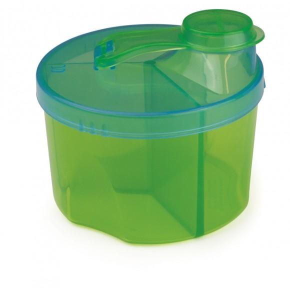 Munchkin Δοχείο για Γάλα σε Σκόνη και Kρέμες Πράσινο Μπλε