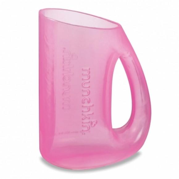 Munchkin Κανάτα για Ξέβγαλμα Μαλλιών Ροζ