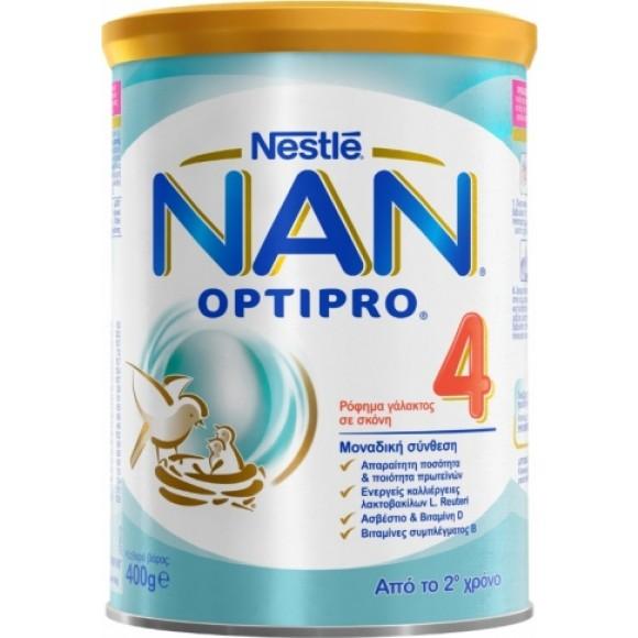 Nestle Gala Skoni NAN 4 Optipro 400gr