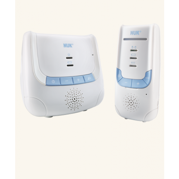 NUK Ενδοεπικοινωνία Babyphone Eco Control Dect 266