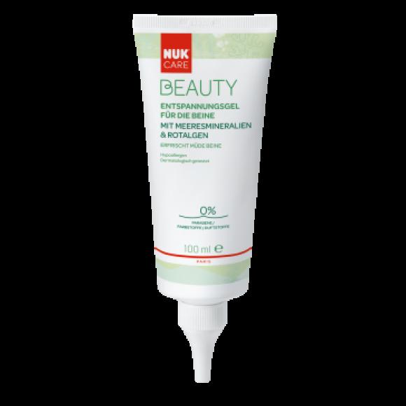NUK Care Beauty Χαλαρωτικό gel για τα πόδια 100ml