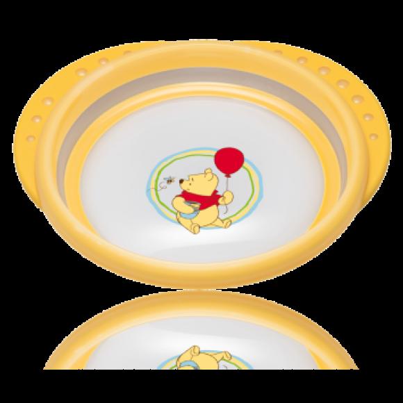 NUK Εκπαιδευτικό Πιάτο Easy Learning Disney 8m+ Κίτρινο