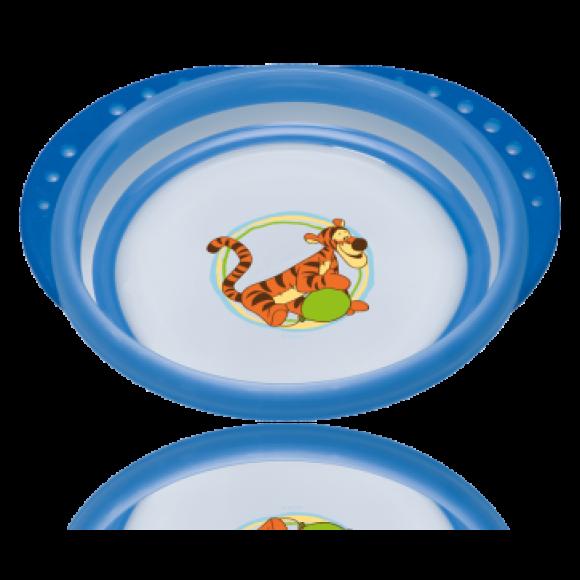 NUK Εκπαιδευτικό Πιάτο Easy Learning Disney 8m+ Μπλέ