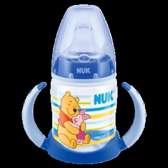 NUK Μπιμπερό Εκπαίδευσης First Choice Disney Winnie 150ml Μπλε