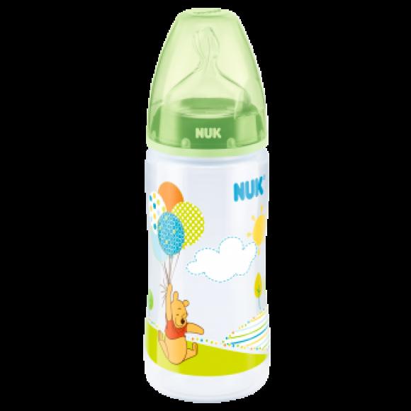 NUK Μπιμπερό First Choice Disney Winnie 300ml Πράσινο
