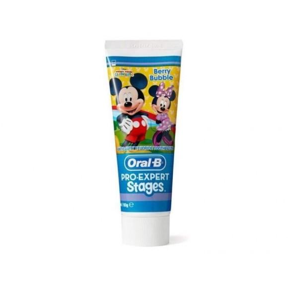 Oral B Παιδική Οδοντόκρεμα με ήρωες της Disney