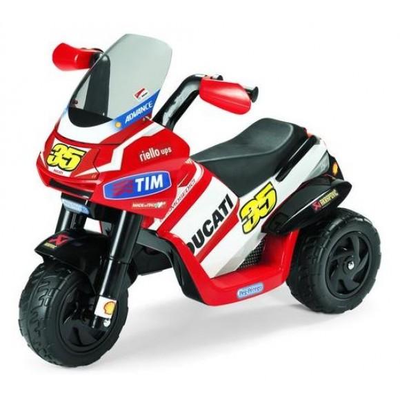 PegPerego Ηλεκτροκίνητη Μηχανή Ducati Desmosedici 6V 2+ Ετών
