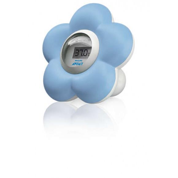 Philips Avent Βρεφικό Θερμόμετρο Δωματίου & Μπάνιου - SCH550/20