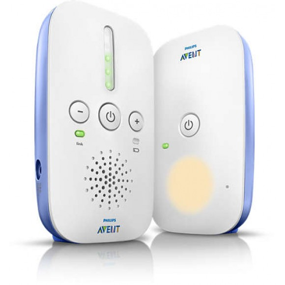 Philips Avent Αναλογική Συσκευή Παρακολούθησης Μωρού Dect - SCD501/00