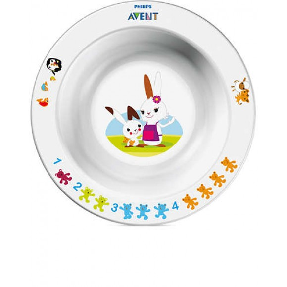 Philips Avent Μικρό μπολ Φαγητού 6m+ - SCF706/00