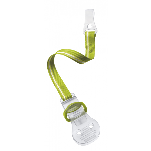 Philips Avent Κλιπ Πιπίλας 0m+ Πράσινο - SCF185/00