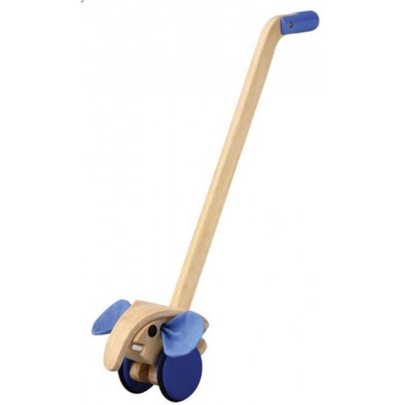 Plan Toys Ξύλινος Ελέφαντας που Κινείται 5156