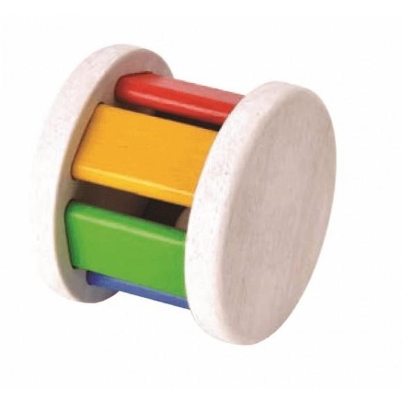 Plan Toys Ξύλινος Κύλινδρος με Ήχους 5220