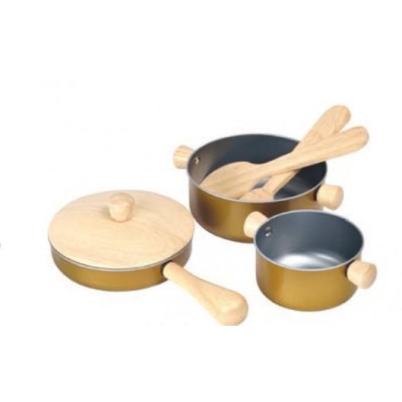 Plan Toys Μαγειρικά Σκεύη 3413