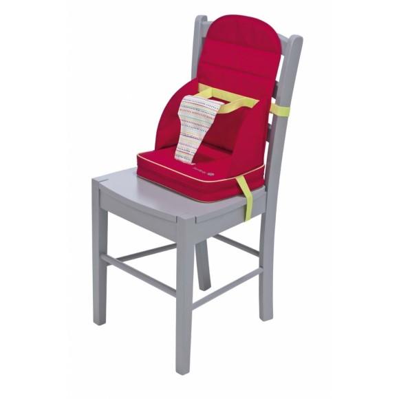 Safety 1st Φορητό Κάθισμα Φαγητού Κόκκινο
