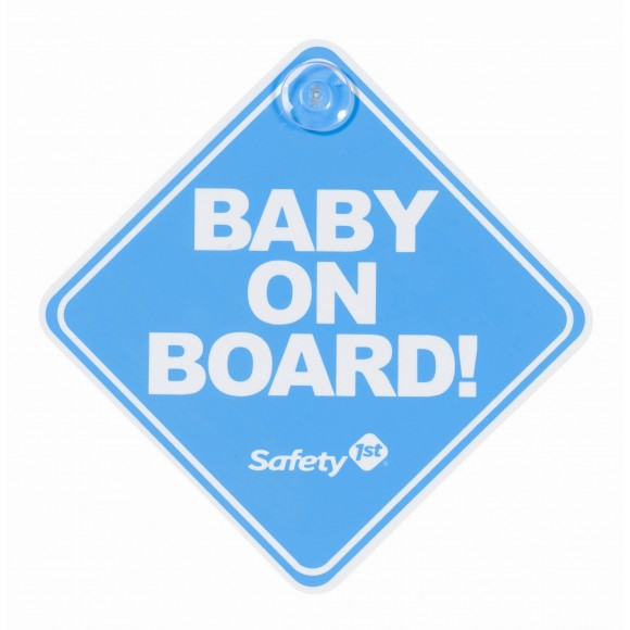 Safety 1st Baby on Board Σιέλ