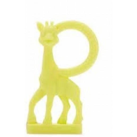 Sophie la Girafe Μασητικό Κρίκος Οδοντοφυϊας Βανίλια Κίτρινος