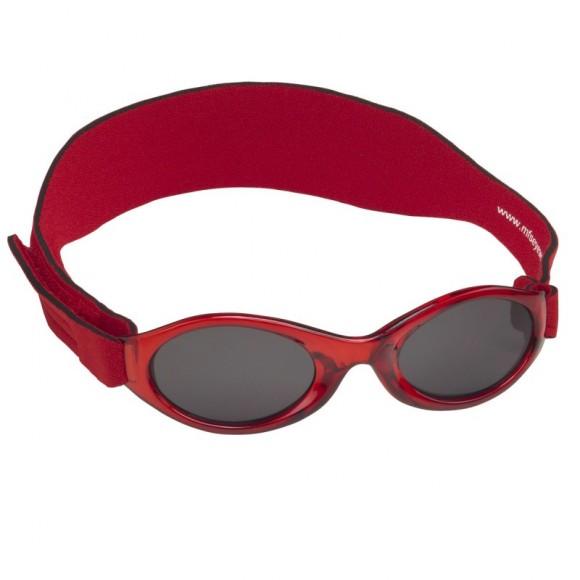 Splash About Γυαλιά Ηλίου με UV Προστασία 2-5 Χρονών Κόκκινα