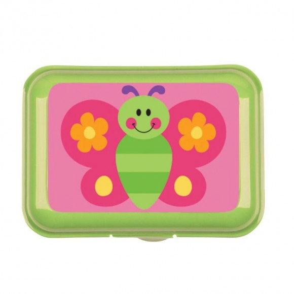 Stephen Joseph Κουτί Φαγητού Butterfly Snackbox
