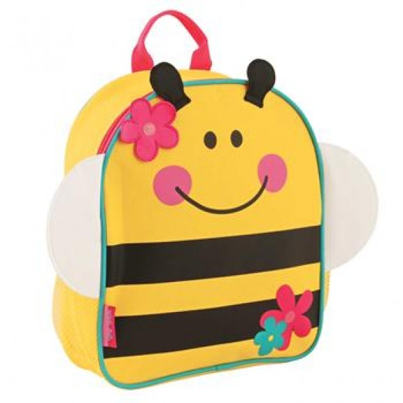 Stephen Joseph Τσάντα Παιδικού Mini Sidekick Bee