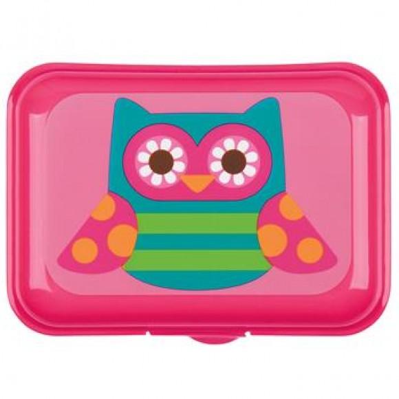 Stephen Joseph Κουτί Φαγητού Owl Snackbox