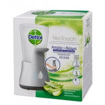 Dettol Αυτόματη Συσκευή Κρεμοσάπουνου No-Touch με Aloe Vera 250ml