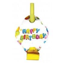 Φρου Φρου Καραμούζα Happy Birthday 6τμχ